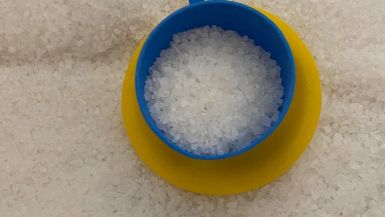Силата на солта